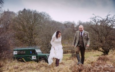 Rebecca and Sam | A Rustic Wedding at The Wild Boar