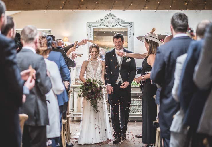 Catherine & Simon | A Valentine's Day Wedding