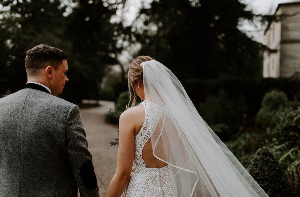 Rebecca & Kristian | A Georgian Country Estate Wedding